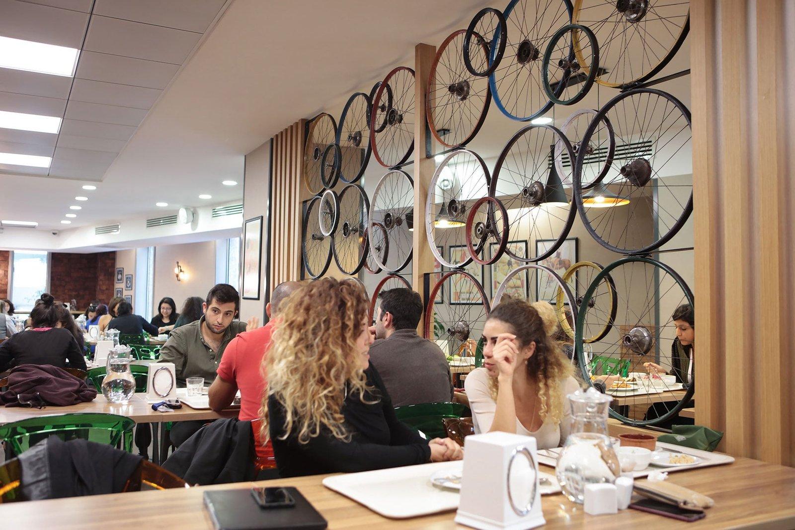 Centrum Plaza Restorantlar